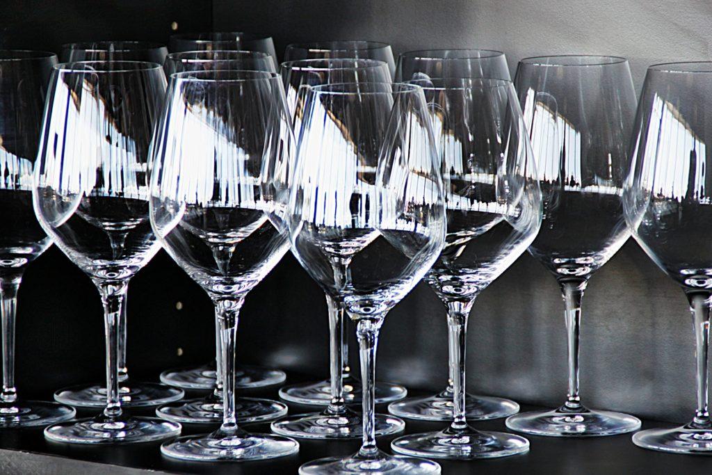 Cata de vino: copas