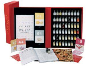 Regalos de Navidad: Kit de aromas de vino