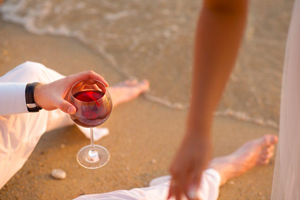 El vino también es para el verano