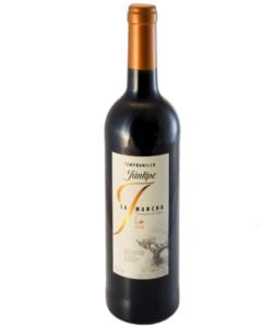 vinos tintos Jantipe Tempranillo