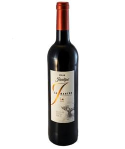 vinos tintos Jantipe syrah